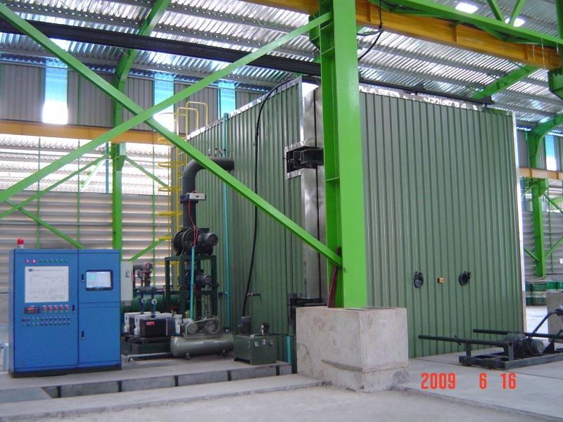 KBF variable pressure method vacuum drying